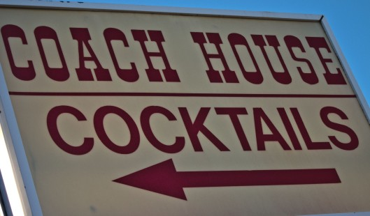 coachhouse cocktails