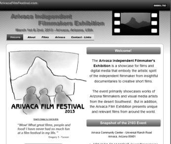 arivaca film festival