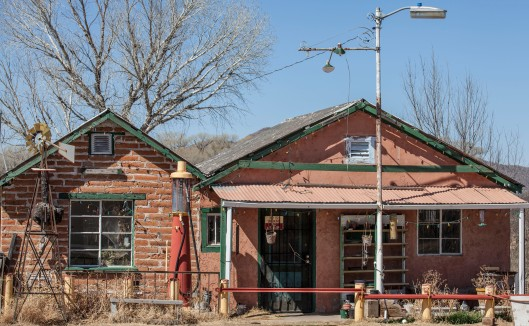 Arivaca house in town