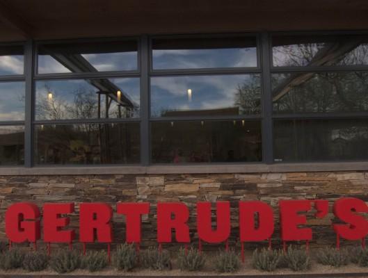 gertrudes restaurant front
