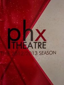 phoenix theatre open 2013 2014
