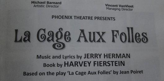phoenix theatre presents