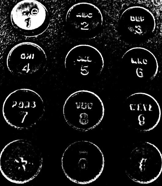 phone pad