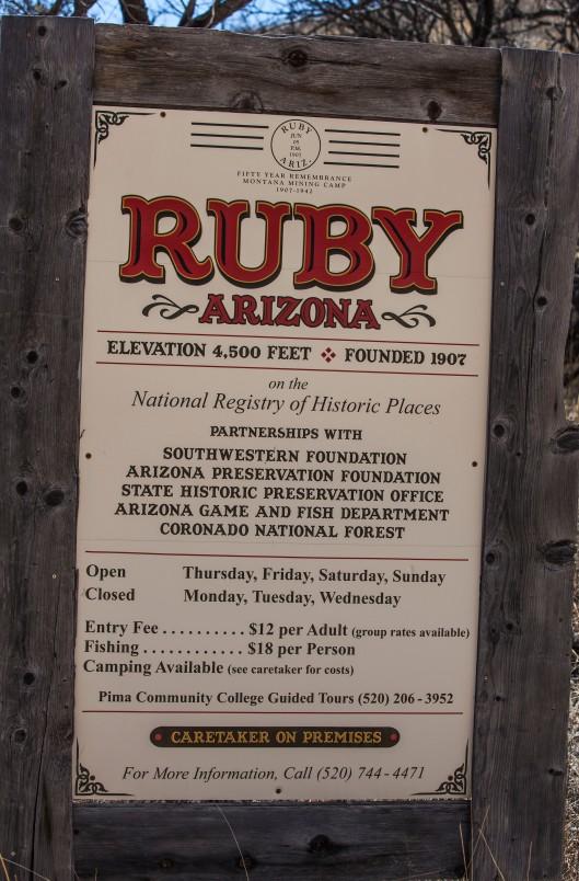 ruby arizona