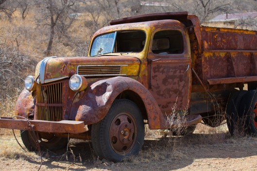 truck ruby arizona