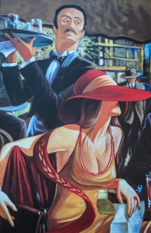 waiter mistress mural arts district