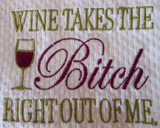 wine bitch