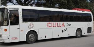 ciulla tour bus