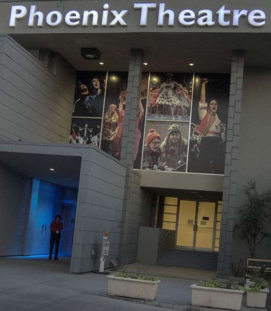 phoenix theatre front