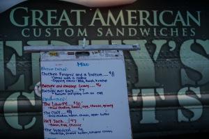 great american custom sandwiches