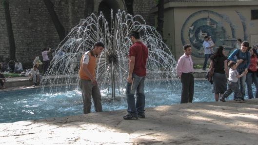 Istanbul parks