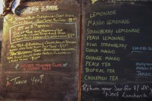 lunchalibre menu