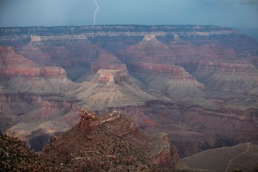 lightning canyon