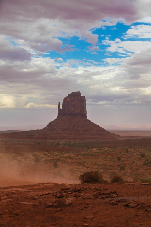 monument valleymore dust