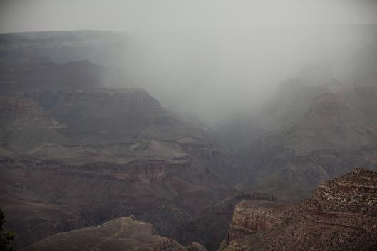rain canyon