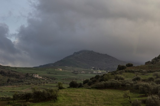 storm approaching sicily