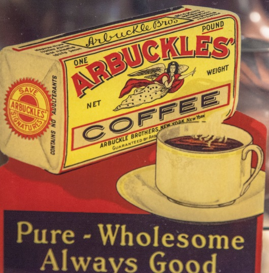 Arbuckles coffee