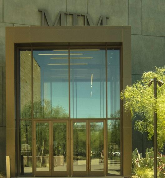 MIm entrance