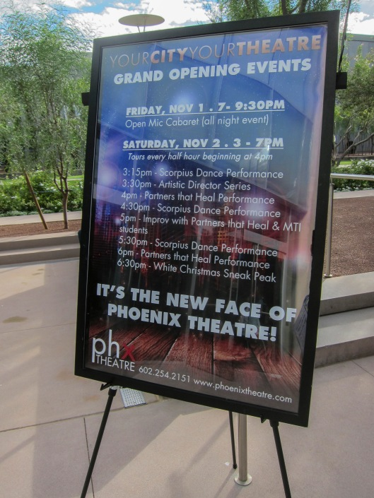 grand opening events signage