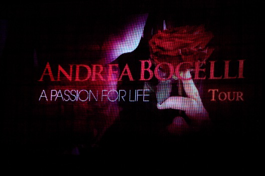 passion for life tour bocelli