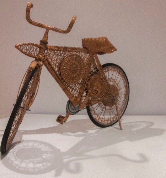 bicycle art museum