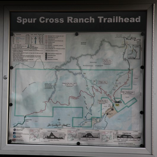 spur cross map skull mesa
