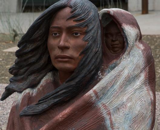 museum statue