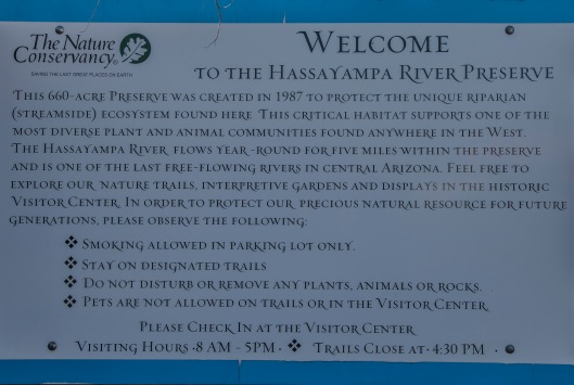 hassayampa sign