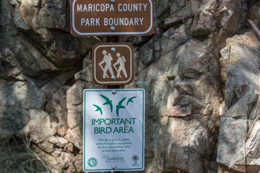 important bird area sign